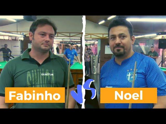 Noel x Fabinho - Final Interclubes A 2020