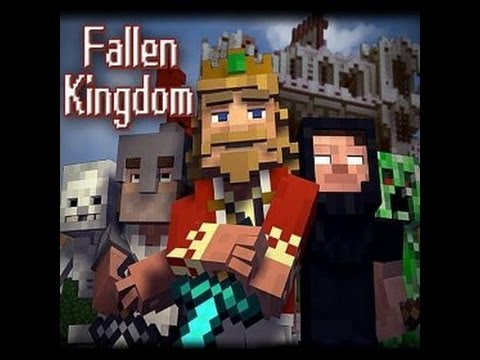 Fallen Kingdom Minecraft Song Youtube