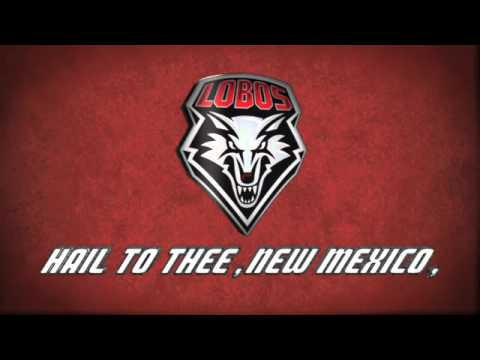 University of New Mexico Fight Song