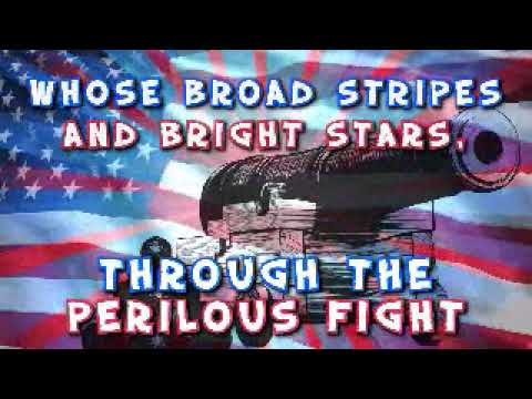 The Star-Spangled Banner (Lyric Video) | Let Freedom Ring [Simple Series for Kids]