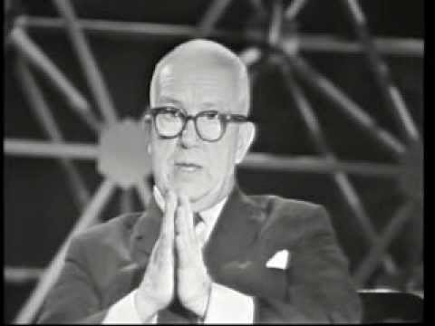 Buckminster Fuller - The Fuller World (1963)