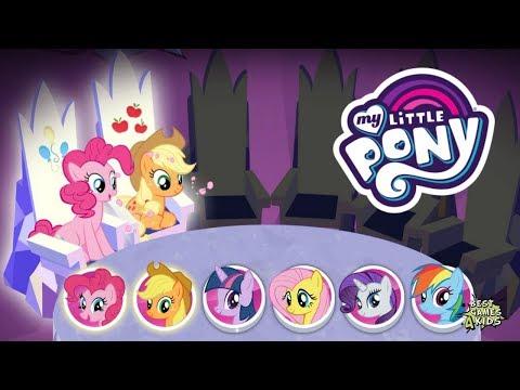 My Little Pony: Harmony Quest #223 • APPLEJACK & PINKIE PIE Mission! By Budge
