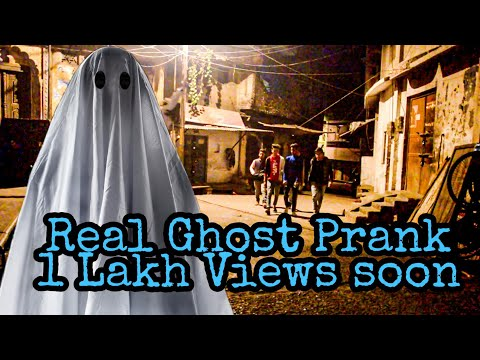 Real Ghost Prank Part 3 [ Prank Zaade ] [PZ]