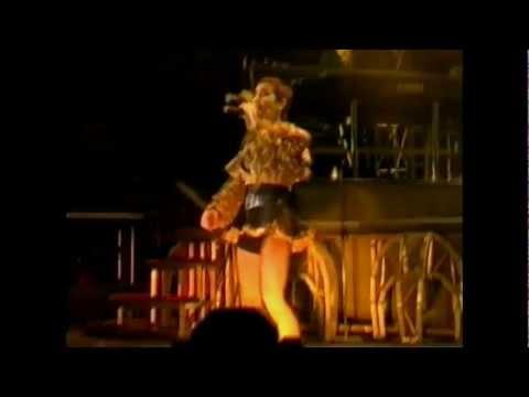 Mecano - Bailando salsa (Live'91 Córdoba)