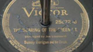 """The Wearing of the Green"" -  Bunny Berigan- 1938"