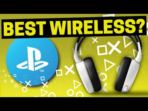 Best Wireless Headset For PS4!?