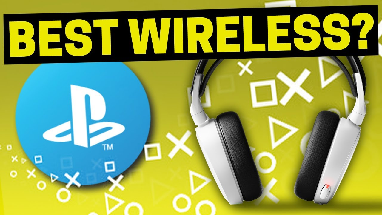 Best Wireless Headset For Ps4 Youtube