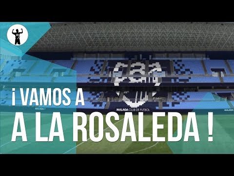 Málaga vs Girona   Fuimos a La Rosaleda y esto es lo que vimos