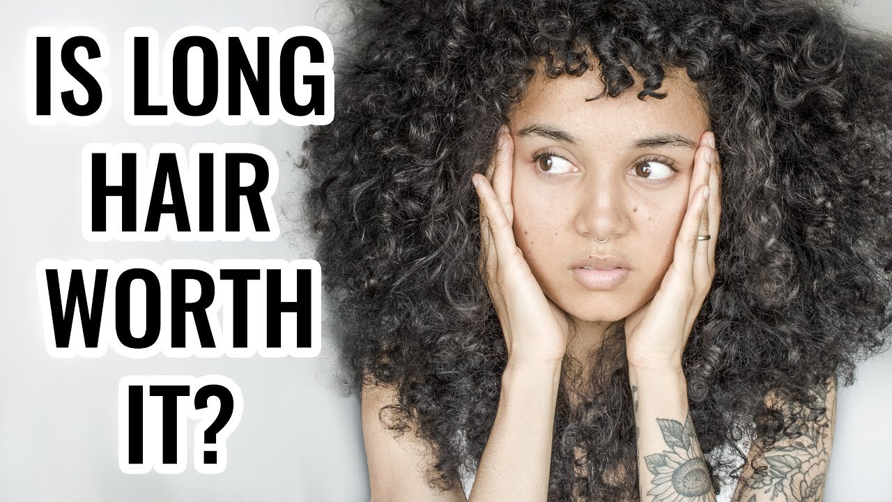 SHOULD I CUT MY HAIR OR GROW IT OUT? Pros & Cons of Long Curly Hair
