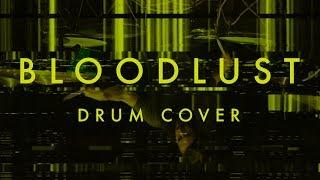 "Underoath  - ""Bloodlust"" - Drum Cover"