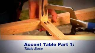 Step By Step: Building An Accent Table [introduction]