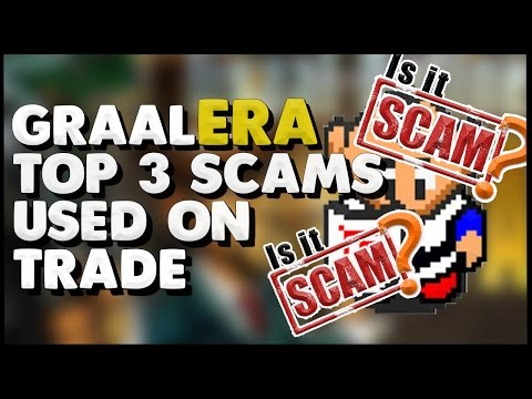 GraalOnline Era: Top 3 scams used on trade