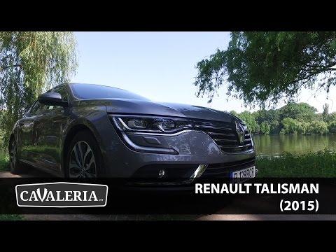 Renault Talisman (2015) - Cavaleria.ro