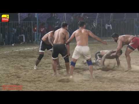MOKHE (Jalandhar) KABADDI CUP   2016 || 2nd QUARTER FINAL JALALPUR vs  KALESANGHEAN || FULL HD ||