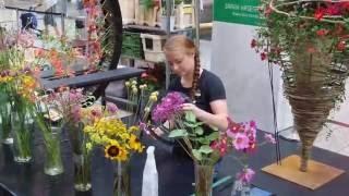 Deutsche Meisterschaften der Floristen 2016