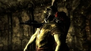 Skyrim - Прокачанный скрытный персонаж