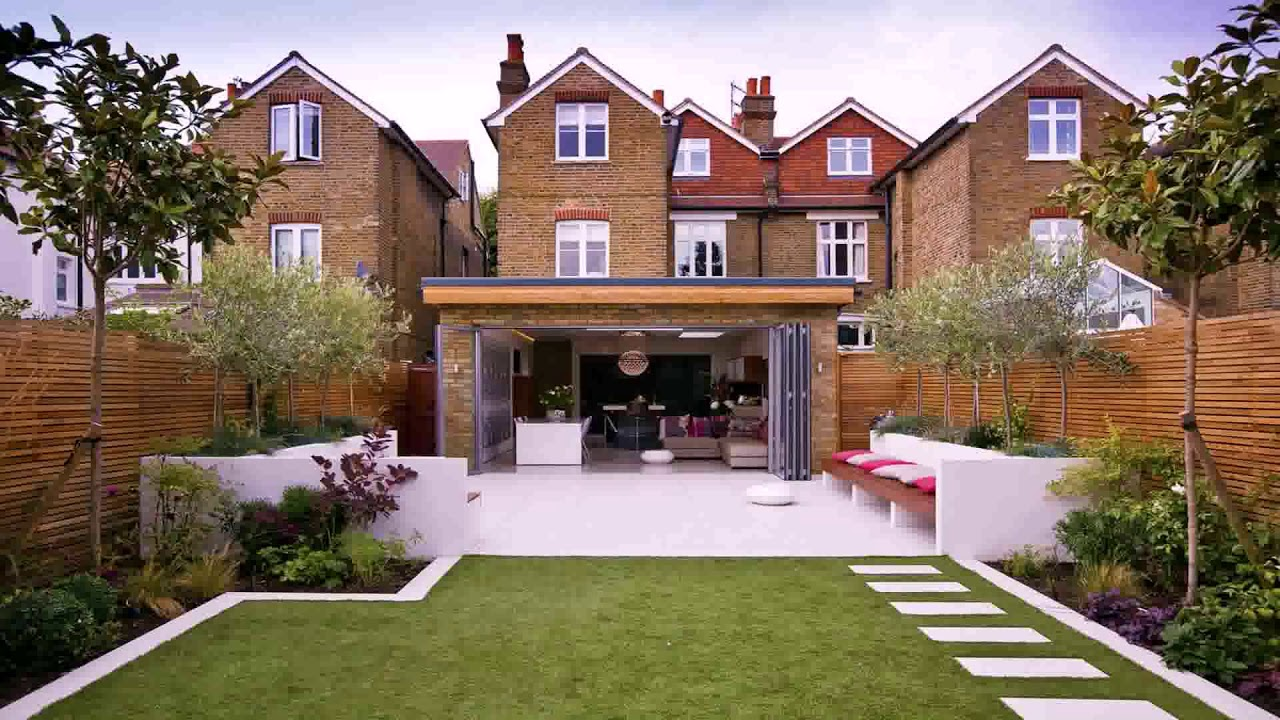Small Front Garden Terraced House Design Gif Maker Daddygif Com