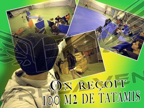 ON RECOIT 100m2 DE TAPIS CHEZ FH