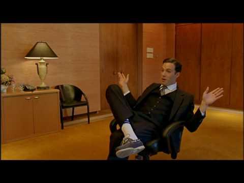 Good Will Hunting - Funny Job Interview (Ben Affleck)