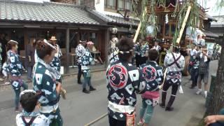 まだまだ「ちゃき」は鳴らさないよ! 船戸の山車 手踊り 佐原の大祭 夏祭り2015 最終日 00227 thumbnail