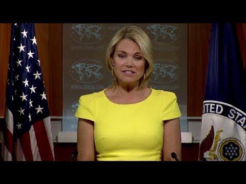 Department Press Briefing - August 10, 2017