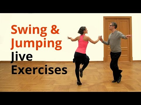 Basic Jive Exercises - Swing and Jumping Style