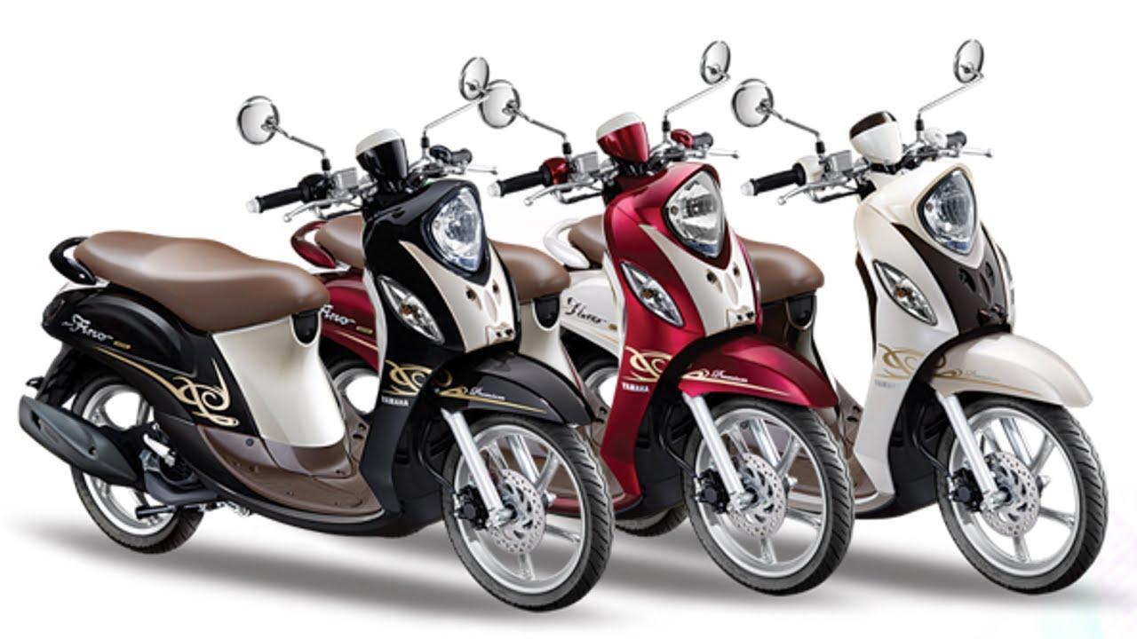 Download Kumpulan 92 Gambar Motor Yamaha New Fino Terkeren