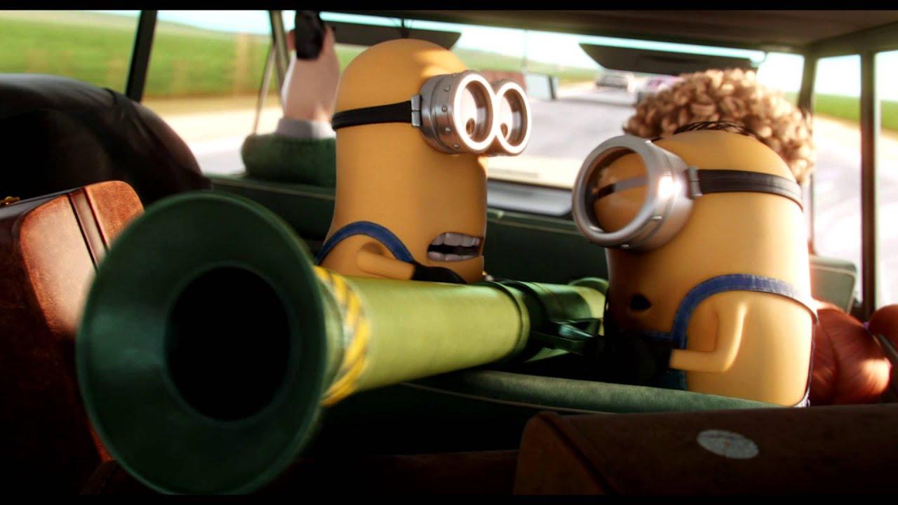 Minions Film Im Kino