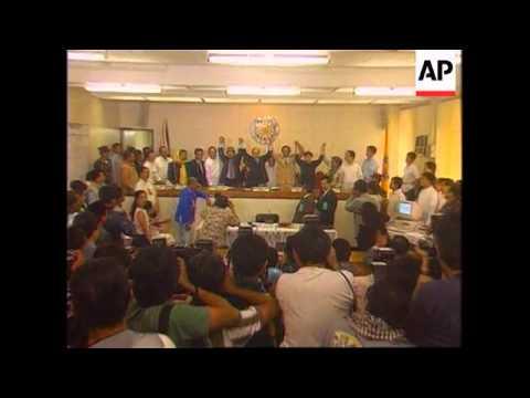 Philippines - Misuari proclaimed new govenor