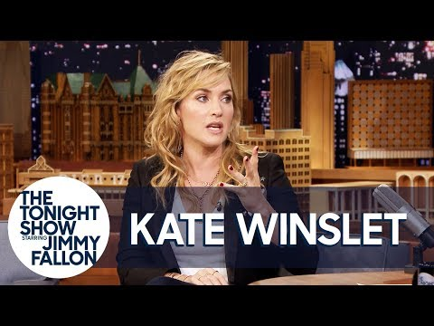 Kate Winslet Cut Off a Family Friend's Ear