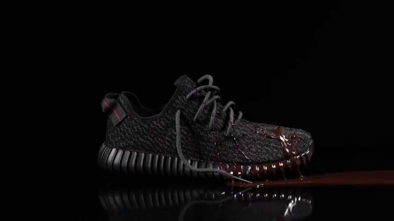 Crep Protect Adidas Yeezy Boost 350 'Black Pirate'