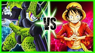 perfect-cell-vs-luffy