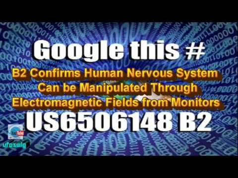 US Patent 6506148 B2 Confirms full Human Nervous System control