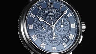 Breguet La Marine Chronographe 5527