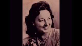 'Only a rose'(The Vagabond King-R.Friml 1925) Gladys Ripley with Orchestral Accomp.