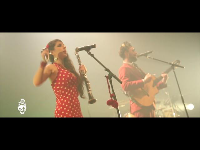 EL GATO NEGRO - Radio Catatumbo /Live (Fuera Monsanto)