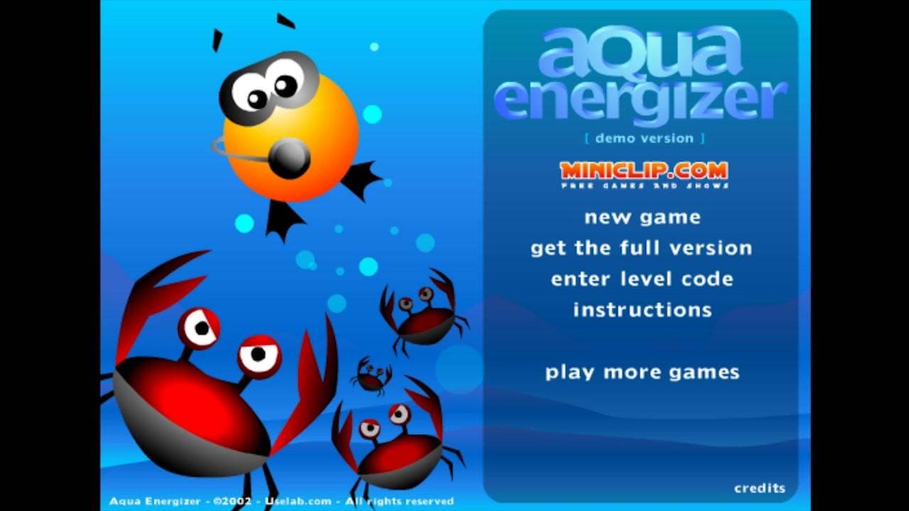aqua energizer full