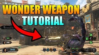 IX Free Wonder Weapon Guide (Black Ops 4 Zombies Tutorial)