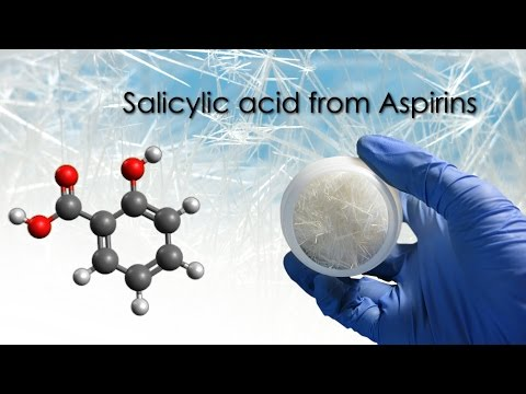 aspirin preparation Matt harbowy explains the problem with using a carboxylic acid quite well however, i'd just like to add a little bit more to his answer it is possible to produce aspirin by reacting salicylic acid with acetic acid (the carboxylic acid).