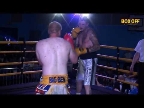 Box Off 4 - IN TO THE STORM - Ben Terry Vs Aaron Hughes