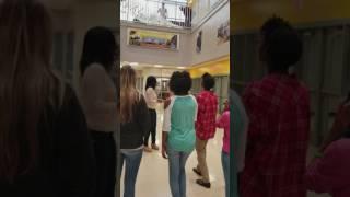 Teacher proposes to fiance