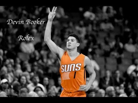 "NBA- Devin Booker Mix|""Rolex"""