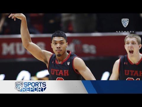 Highlights: Utah men
