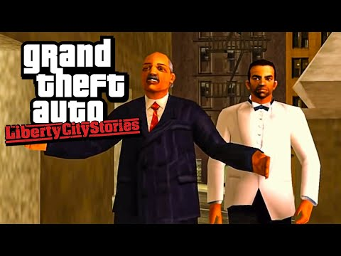 GTA: Liberty City Stories - Final Mission - The Sicilian Gambit (Ending)