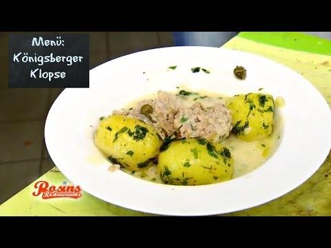 Rosins Restaurants | Rosins Rezept: Königsberger Klopse | kabel eins