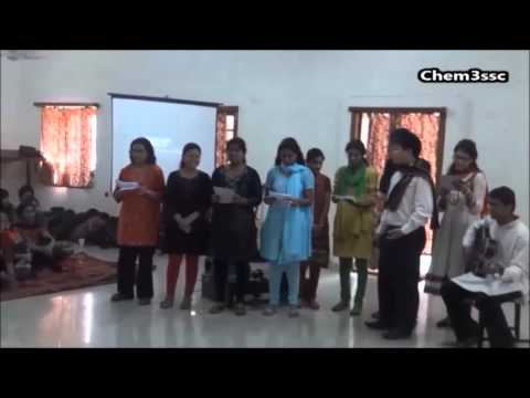 2012 Chemistry Farewell Jesu Masih song