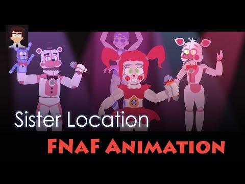 FNaF: Sister Location (Animation parody)