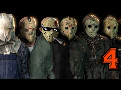 Jason Ohne Maske 06 Friday The 13th The Game Deutsch Gameplay Together Youtube