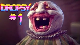 DROPSY Gameplay Walkthrough Part 1 - A Point & Click Hugventure (No Commentary)