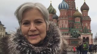 Report: Jill Stein Recount Cash Used for Her Russia Legal Bills